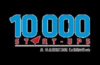 HCI 10000 Start Up A Nasscom Initiative Sponsor Logo