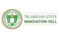 HCI Telangana State Innovation Cell Sponsor Logo
