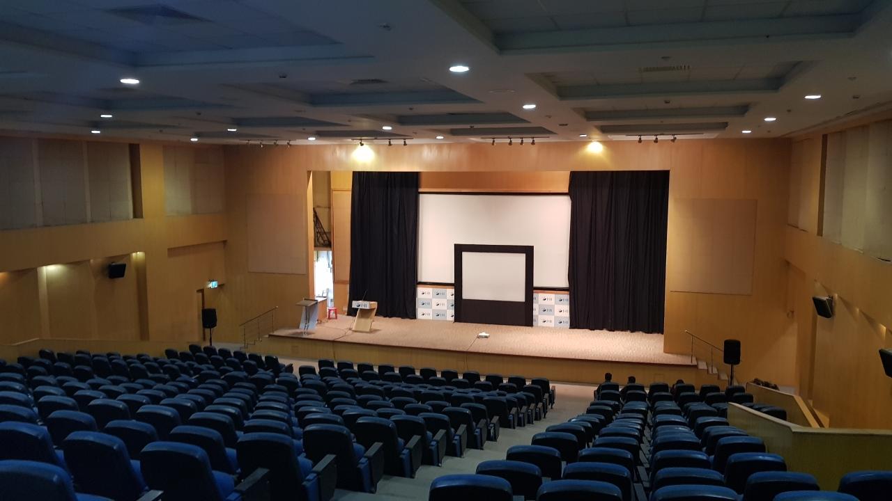 HCI 2019 Venue